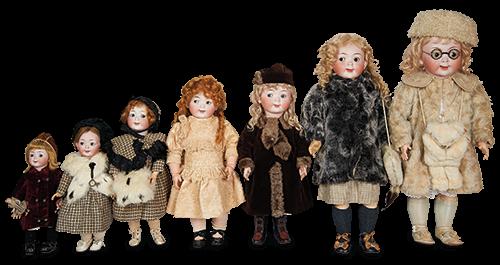 Antique & Modern Dolls
