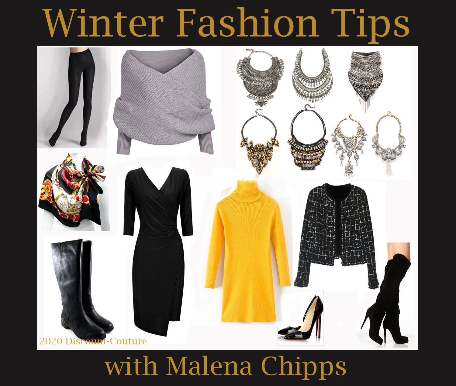 Winter Fashion Tips